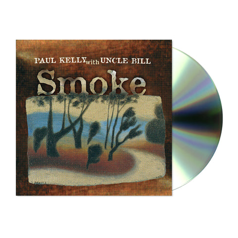 Paul Kelly Smoke CD