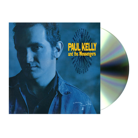 Paul Kelly So Much Water So Close to Home CD
