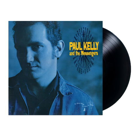 Paul Kelly So Much Water So Close to Home LP