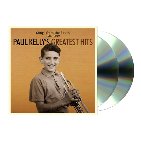 Paul Kelly Songs from the South Greatest Hits 1985-2019 2CD