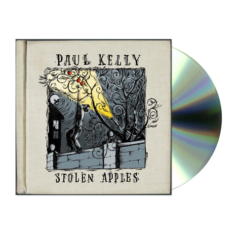 Paul Kelly Stolen Apples CD