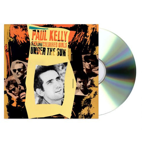 Paul Kelly Under the Sun CD