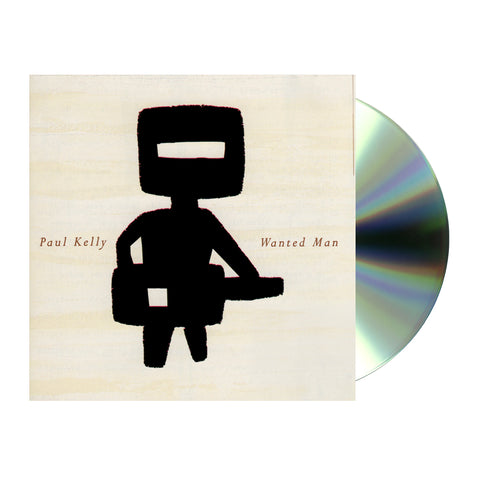 Paul Kelly Wanted Man CD