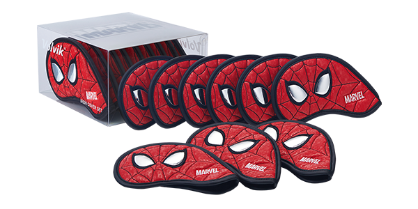 Spider-Man Iron Cover Set