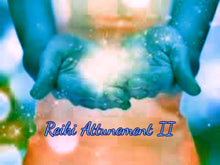 Load image into Gallery viewer, Reiki Attunement II