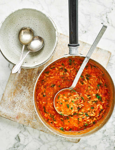 The Plantbase Store Tomato, lemongrass and rice soup