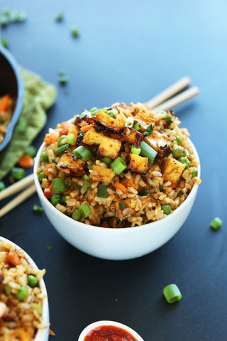 The Plantbase Store Vegan Fried Rice