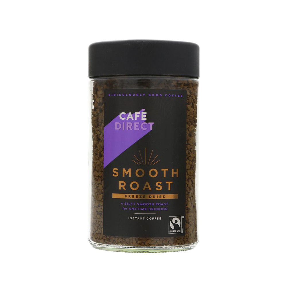 CAFEDIRECT Smooth Roast 100g