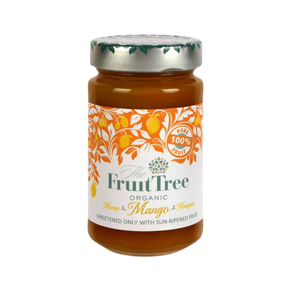 FRUIT TREE Mango Fruit Spread Organic 250g