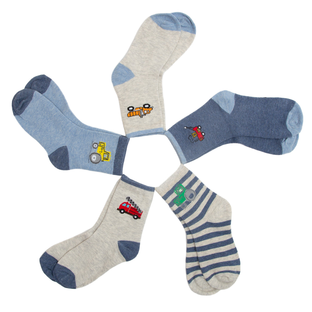 children's motor socks