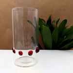Dot Cup by Seattle Glassblowing Studio