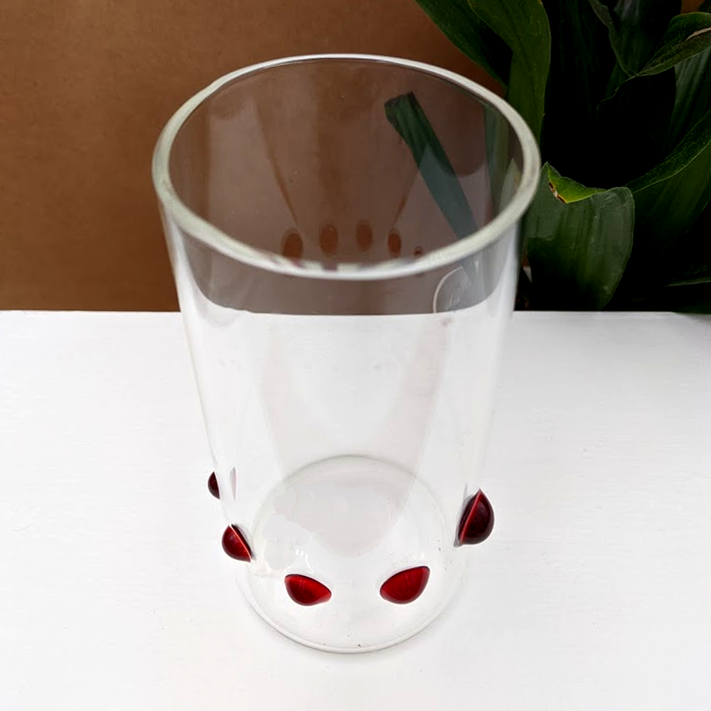 Load image into Gallery viewer, Dot Cup by Seattle Glassblowing Studio