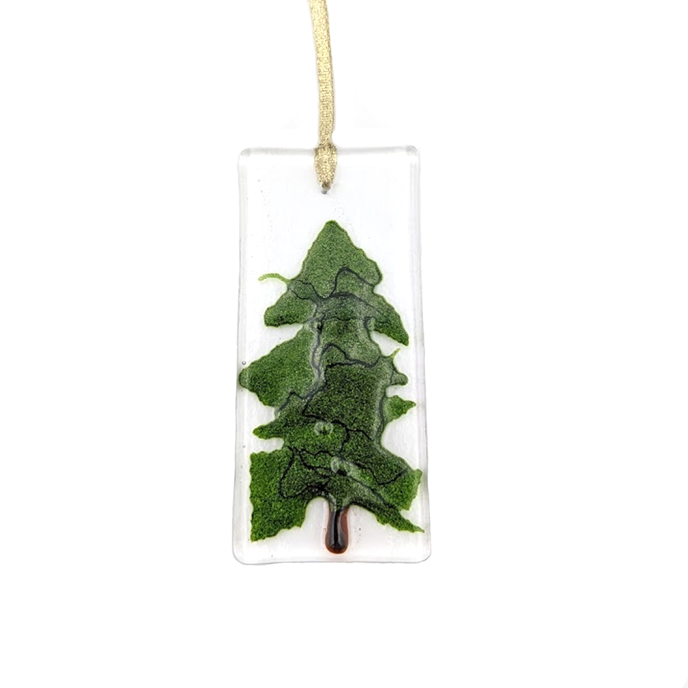 Evergreen Tree Ornament