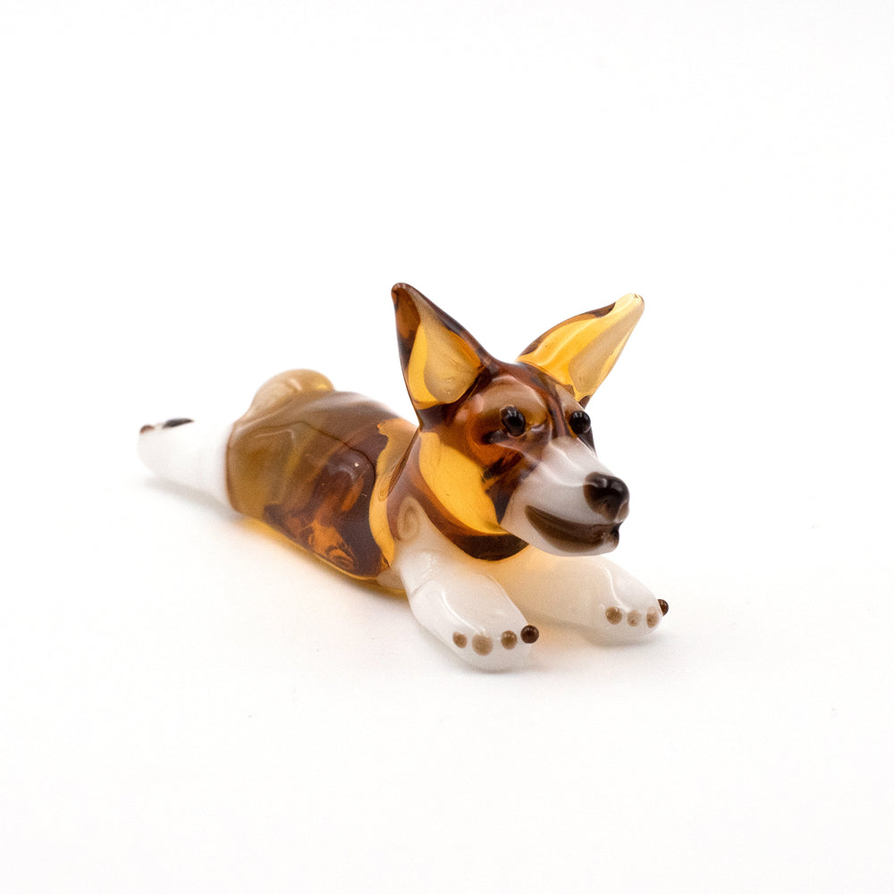 Corgi Sculpture