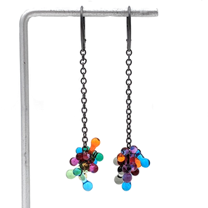 Esther Link Cluster Earring