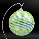Two Tone Studios Handblown Glass Ornament