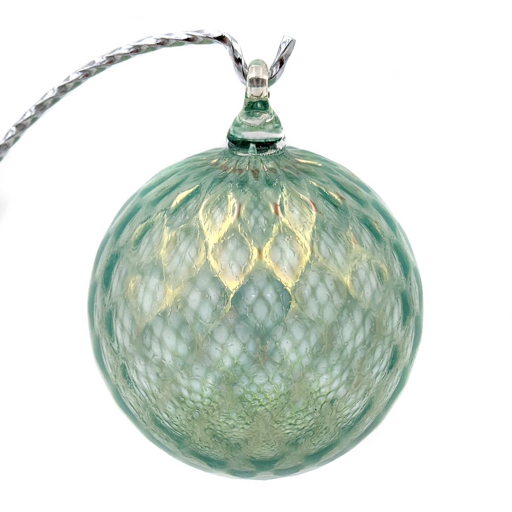 Studio Signature Handblown Ornament 2020