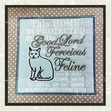 T1120 This Home Feline