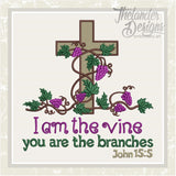 T1139 I am the Vine
