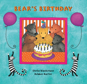 Bear's birthday book