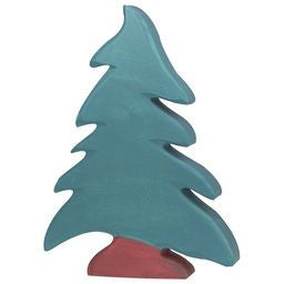Conifer Wooden Tree