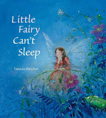 Little Fairy Can't Sleep Book