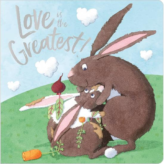 Love is the Greatest book