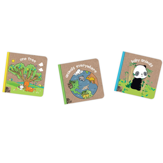 Natural Play - Single books