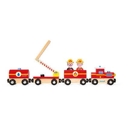 Story Train Firefighters
