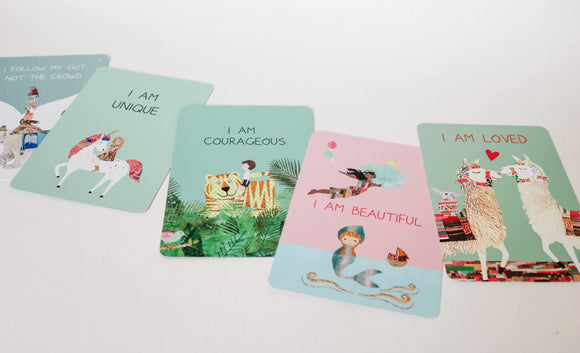 Glow Kiddo Glow Affirmation Deck