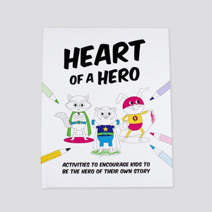 Heart of A Hero Journal