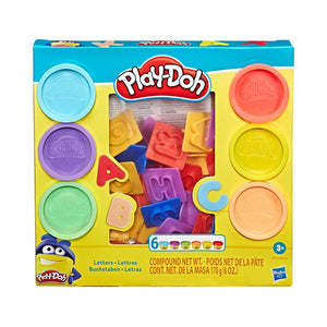 Play-Doh  Letters Set