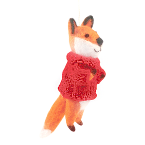 Red Sweater Fox