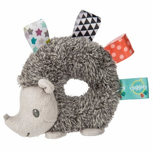 Mary Meyer Taggies Rattle Heather Hedgehog