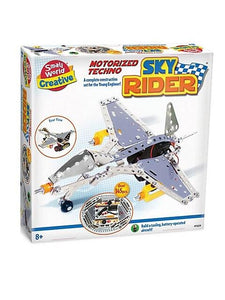 Motorized Techno Sky Rider