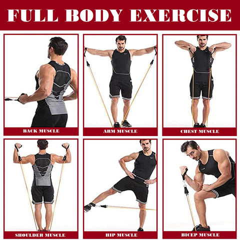 CYF Fitness&Co - Full Body Exercise