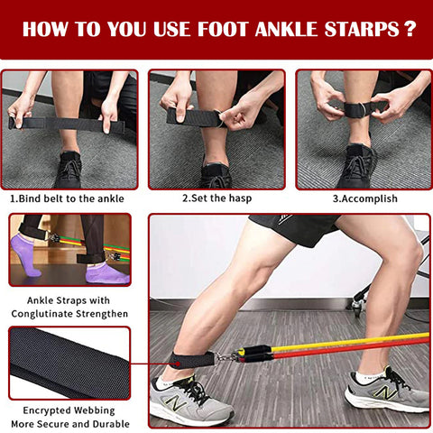 CYF Fitness&Co - HOW TO YOU USE FOOT ANKLE STARPS
