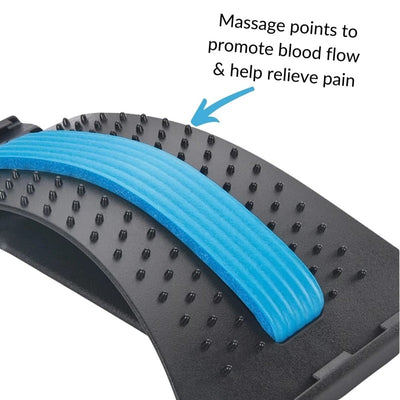 03.CYF Fitness™ Back Stretcher for Pain Relief
