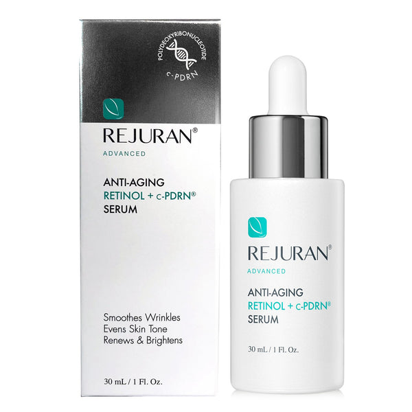 Rejuran<sup>®</sup> Advanced Anti-Aging Retinol + c-PDRN<sup>®</sup> Serum