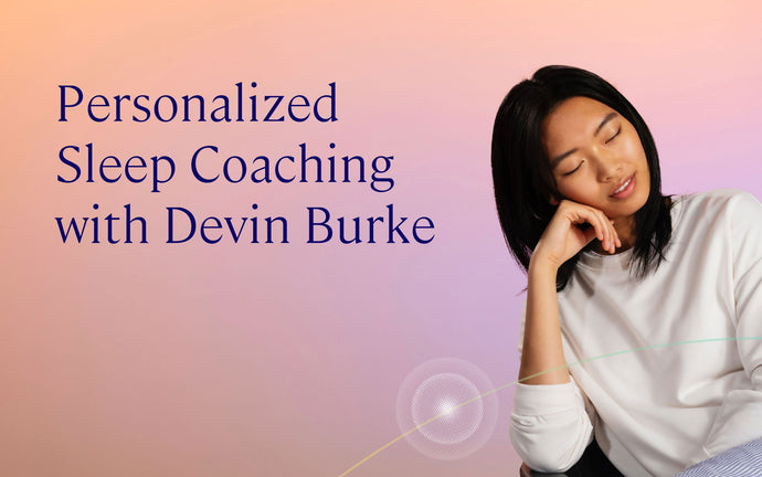 Remrise x Devin Burke: Sleeping Through Turmoil Webinar Series