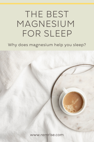 remrise is the best magnesium for sleep