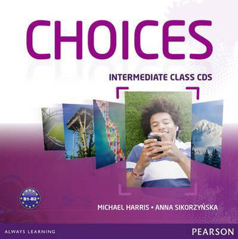 Choices - Intermediate class audio-cd's 1-6