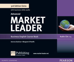Market Leader Extra 3rd edition - Advanced class CDs