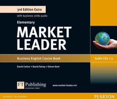 Market Leader Extra 3rd edition - Elementary class CDs