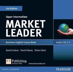 Market Leader 3rd edition - Upper-intermediate coursebook audio-cd's (2x)