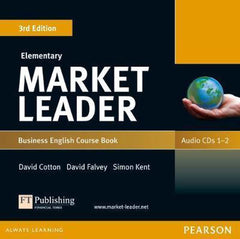 Market Leader 3rd edition - Elementary coursebook audio-cd's (2x)