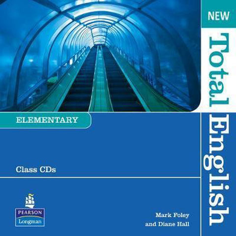 Total English New - Elementary class audio-cd