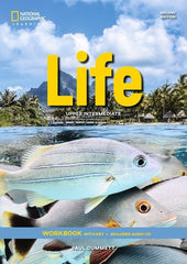 Life 2nd Edition - Upper-Intermediate Workbook + Key + Audio CD
