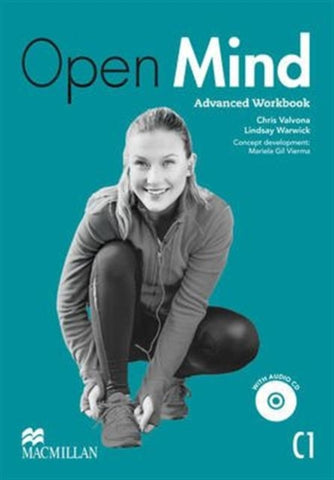 Open Mind British Edition Advanced Level Workbook Without Key & CD Pack