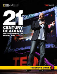 21 Century reading with Ted 4 Teacher's Guide